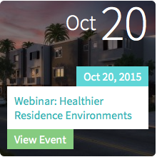 Promising Practices for Building Healthier Residence Environments