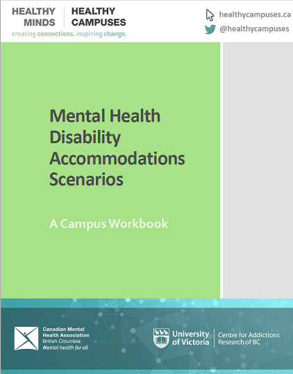 Accommodation Scenarios Workbook