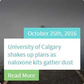 UofC Naxolene Kits