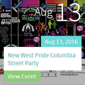 New West Pride Street Party