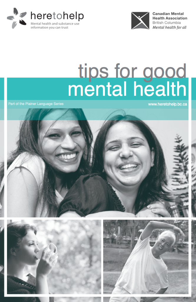 Tips for Mental Health