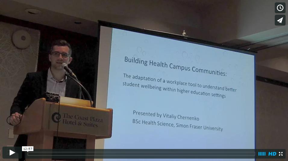 SFU Student Presentation image