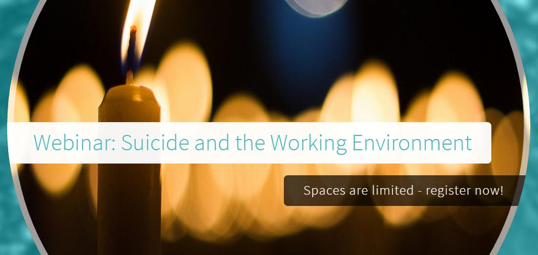 Suicide Awareness Webinar