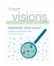 Visions Journal: Treatment- What Works?