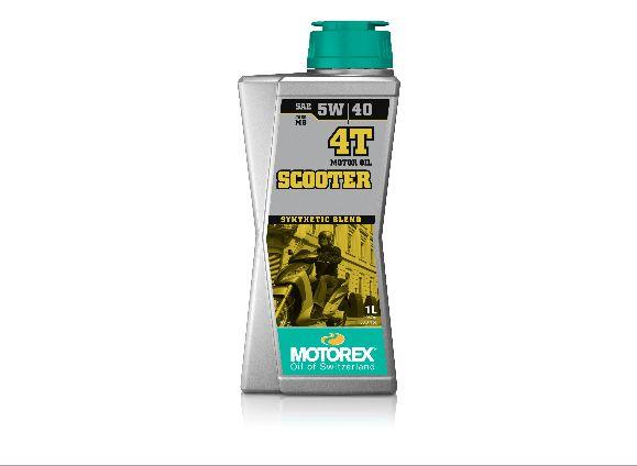 MOTOREX X-Flasche, SCOOTER 4T