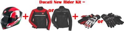Ducati New Rider Kit