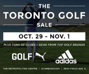 The Toronto Golf Sale