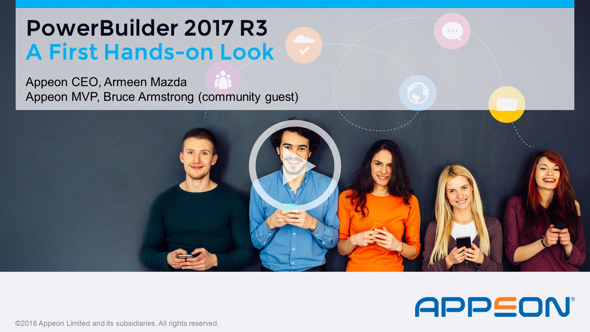 Recorded Webcast: Hands-on Look at PowerBuilder 2017 R3