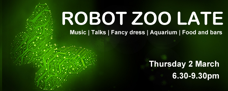 Robot Zoo Late marketing image