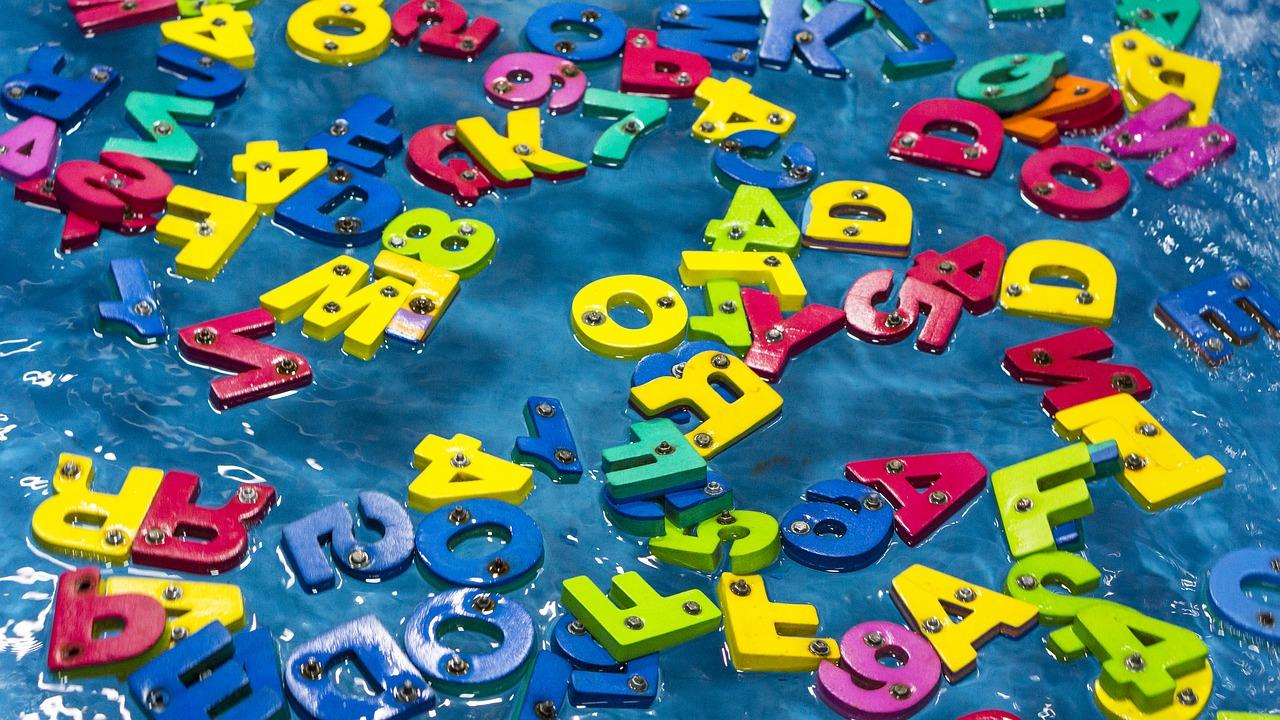 Illustrations Lettres de l'Alphabet