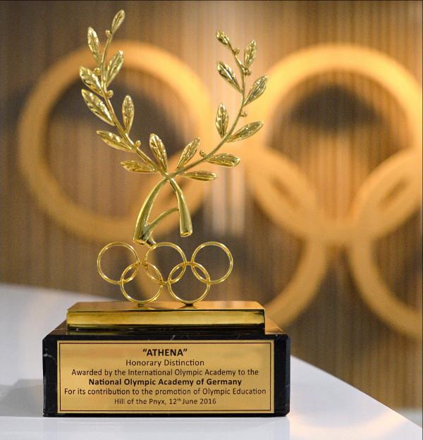 DOA wird mit Athena-Preis ausgezeichnet