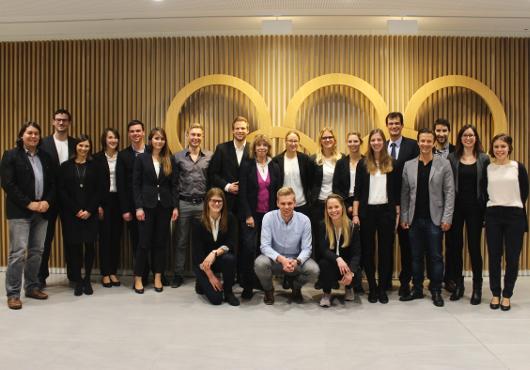 Beratung für das IOC: Das Finale des Fallstudienwettbewerbs 2016