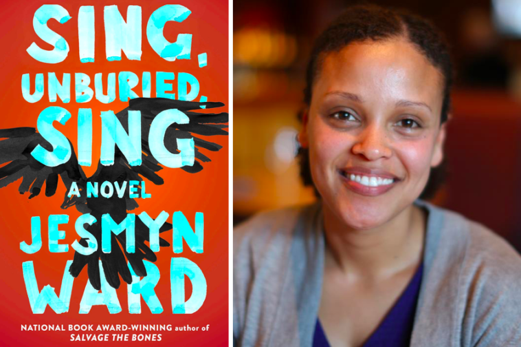 Enter for a chance to win Sing, Unburied, Sing by Jesmyn Ward