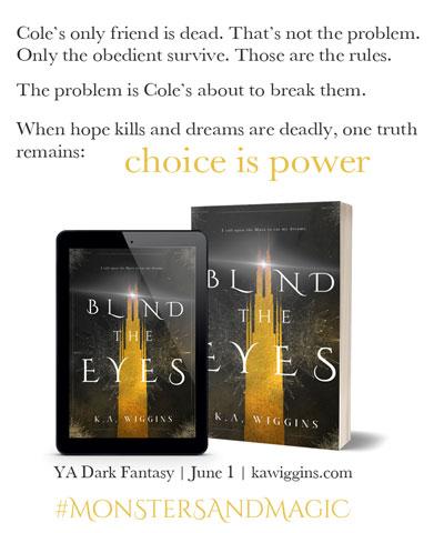 teaser for Blind the Eyes