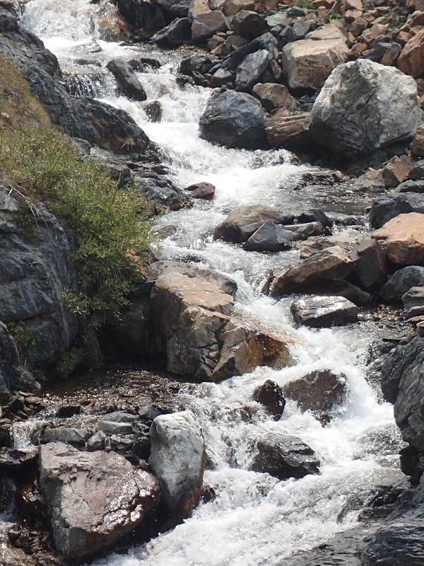 Convict Stream above Convict Lake