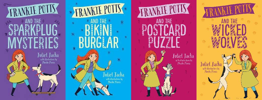 Frankie Potts series