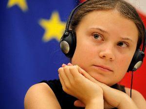 Greta at EU
