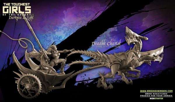 Raging Heroes Draahk Riders