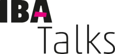 Logo der IBA-Talks