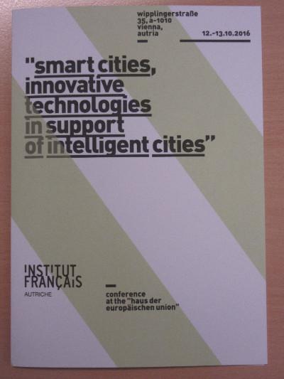 Plakat Innovative Technologie