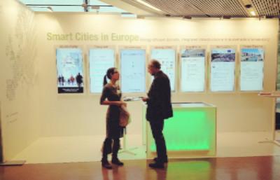 Stand der Smart City Leuchtturmprojekte