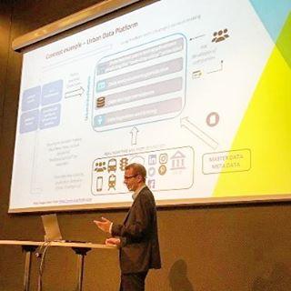 Stefan Vielguth zu Fragen der IKT in Stockholm