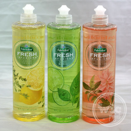Palmolive Fresh Infusions