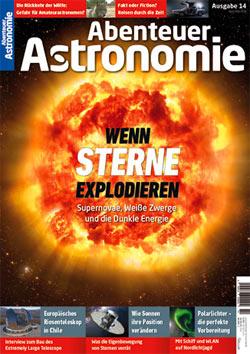 Abenteuer Astronomie Heft 14