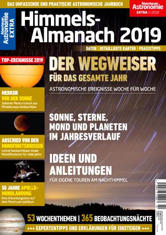 Himmels-Almanach 2019