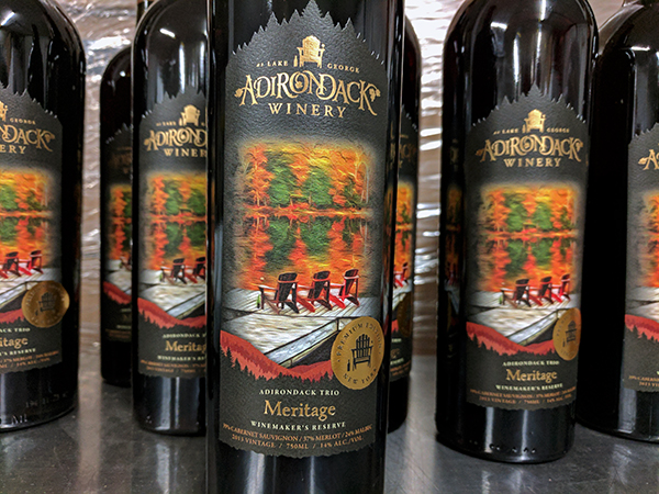 Introducing Meritage Premium Edition (Winemaker's Reserve)