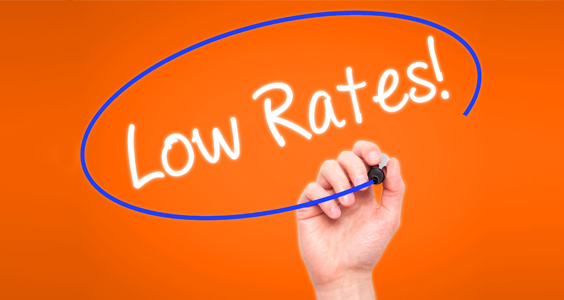 Low Principal and Interest discount rates