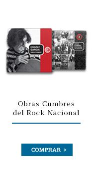 OBRAS CUMBRES DEL ROCK NACIONAL
