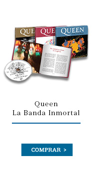QUEEN LA BANDA INMORTAL