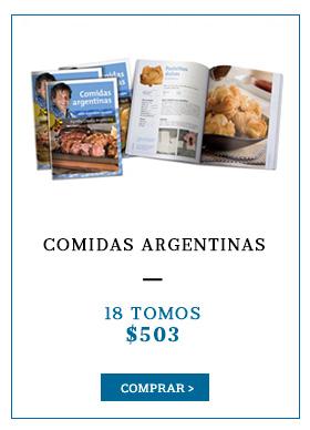 COMIDAS ARGENTINA