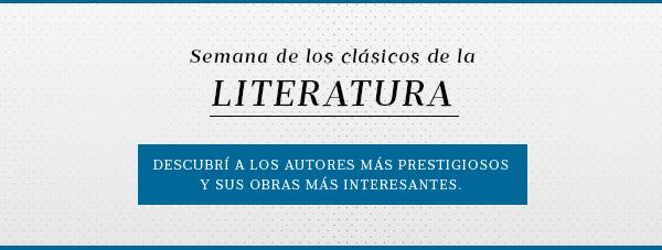Semana de los clásicos de la literatura