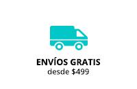 ENVÍO GRATIS DESDE $499