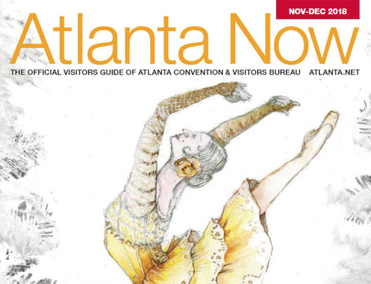 Atlanta Now November/December Cover