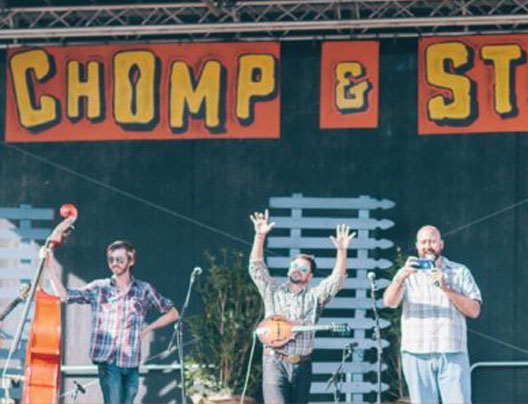 Chomp & Stomp