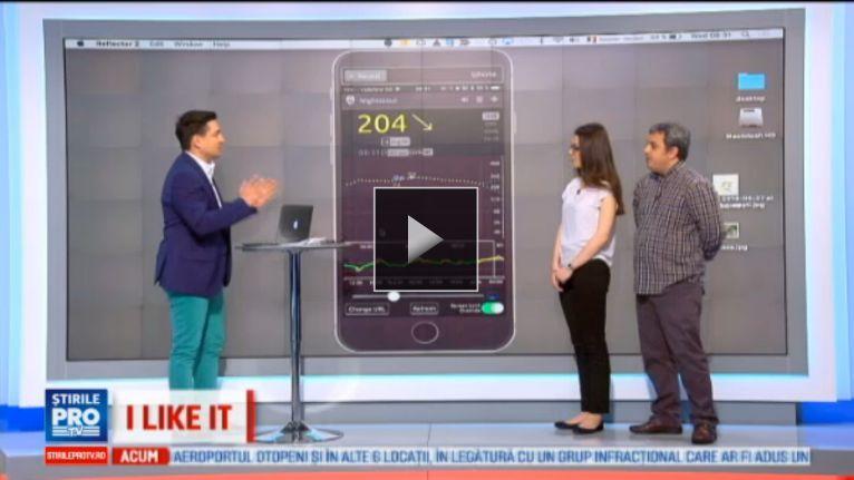Inovatiile din diabet au ajuns la ProTV