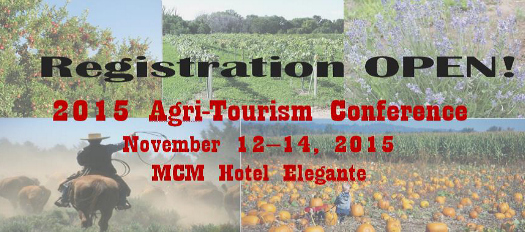 2015 Agri-Tourism Conference