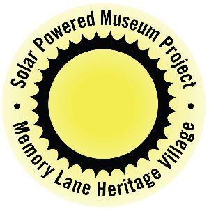 Solar Powered Museum Campaign Logo