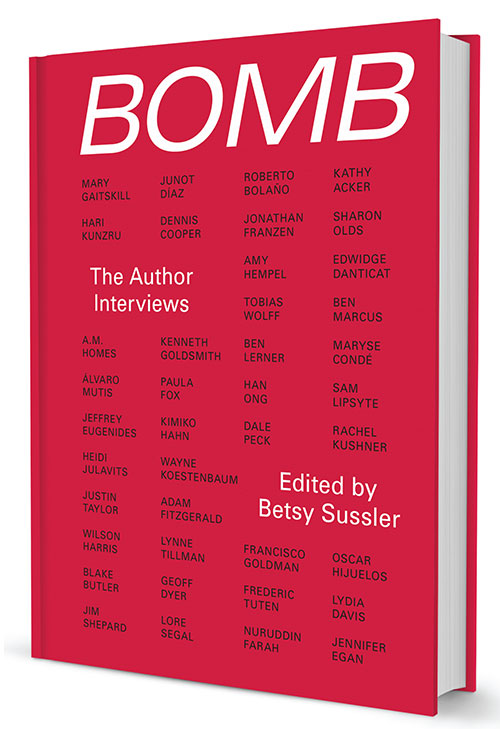 BOMB The Author Interviews
