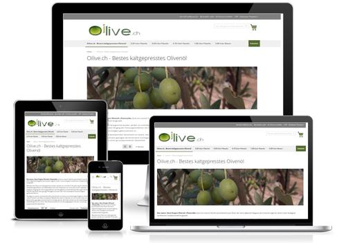Oilive Olivenöl