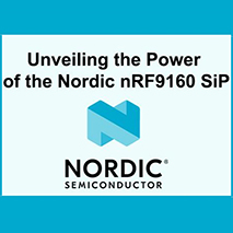 Nordic NRF9160 review
