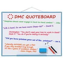 DMC quotes Feb 2019