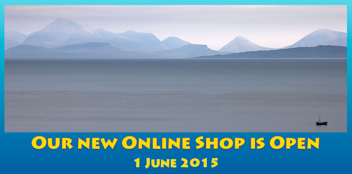 Our online shop is now open at shop.mandjbloomfield.com