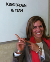 Kim Browne, CEO