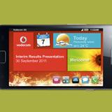 Vodacom Interim results Prezi