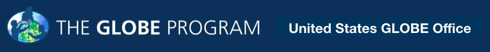 United States GLOBE Office Logo