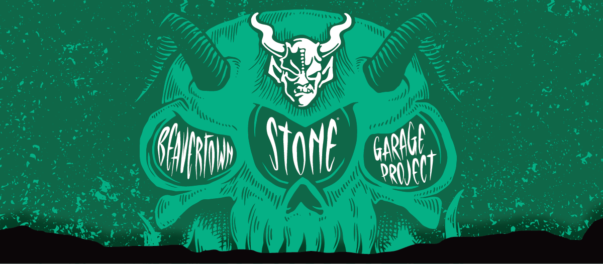 , Stone Brewing Collaborates With London's Beavertown and  New Zealand's Garage Project!